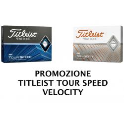 Pack Titleist Tour Speed-Velocity