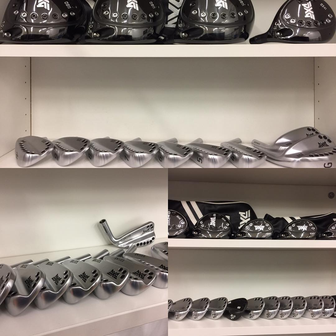 PXG stock and demo ready