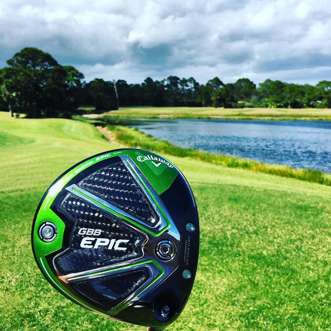 #golf#new#driver#GBB#Epic#SubZero#testing#explosion#bombing#fairway