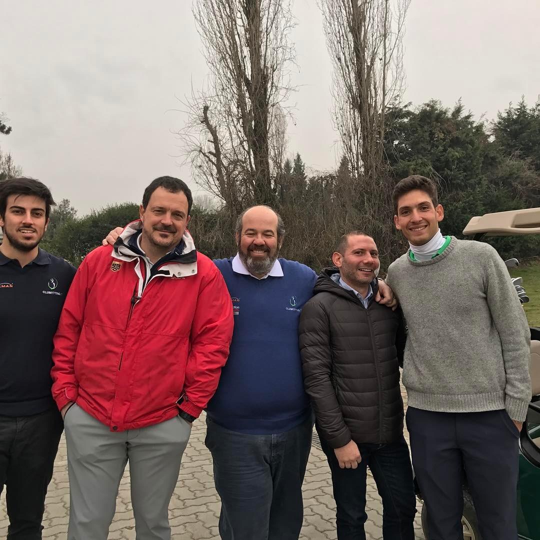 Fitting Al Golf Bologna con Michele Ortolani