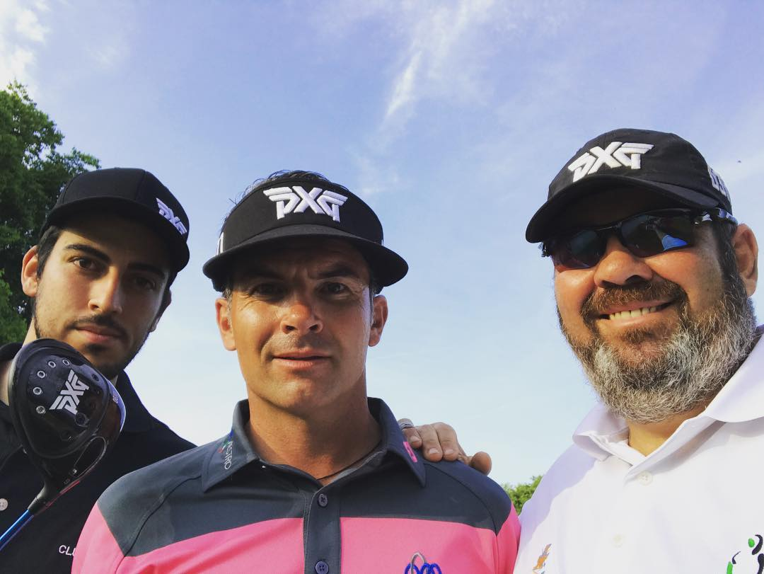 Bellissima giornata al Golf Club Verona