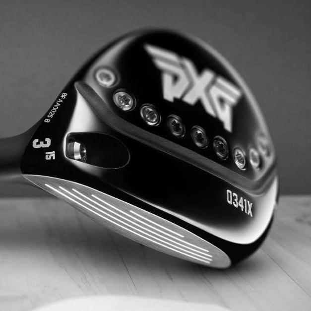 Nuovo PXG wood. Amazing club