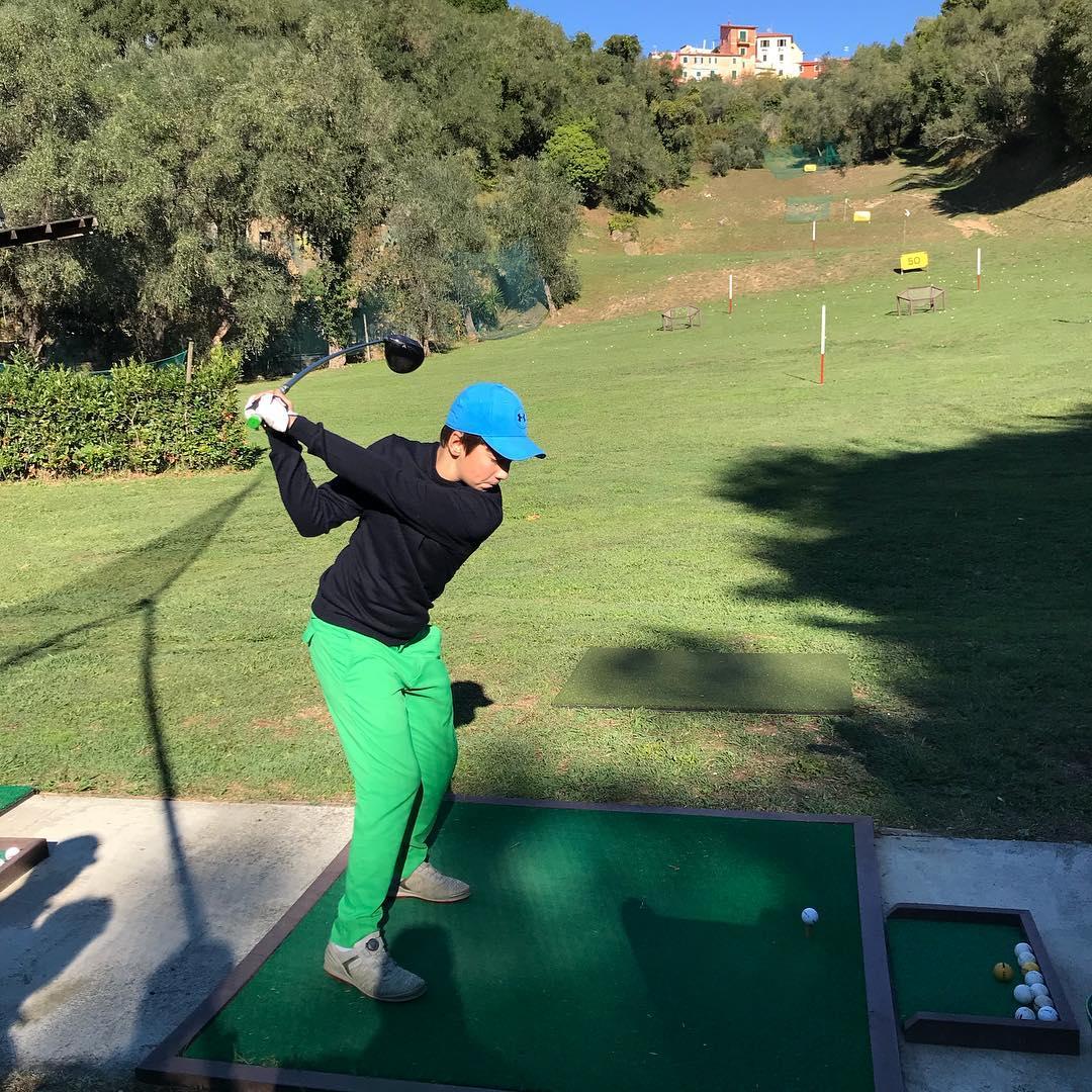 Fitting sessione @golfclubmarigola