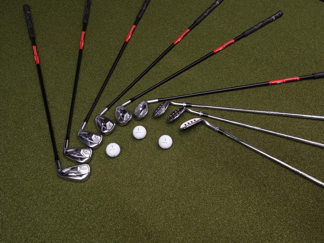 Apex Set w/ TGI 60 & MD4 Wedges w/ Zelos 7 – Find your preference