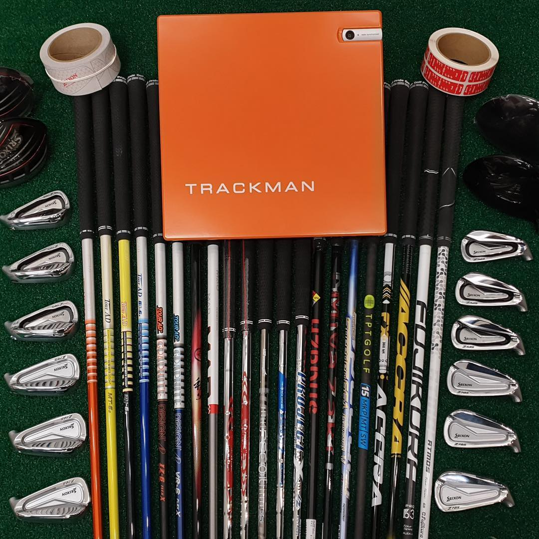 Ready for @srixongolf @clubfitting @trackmangolf @proschoice.graphitedesign @tptgolf