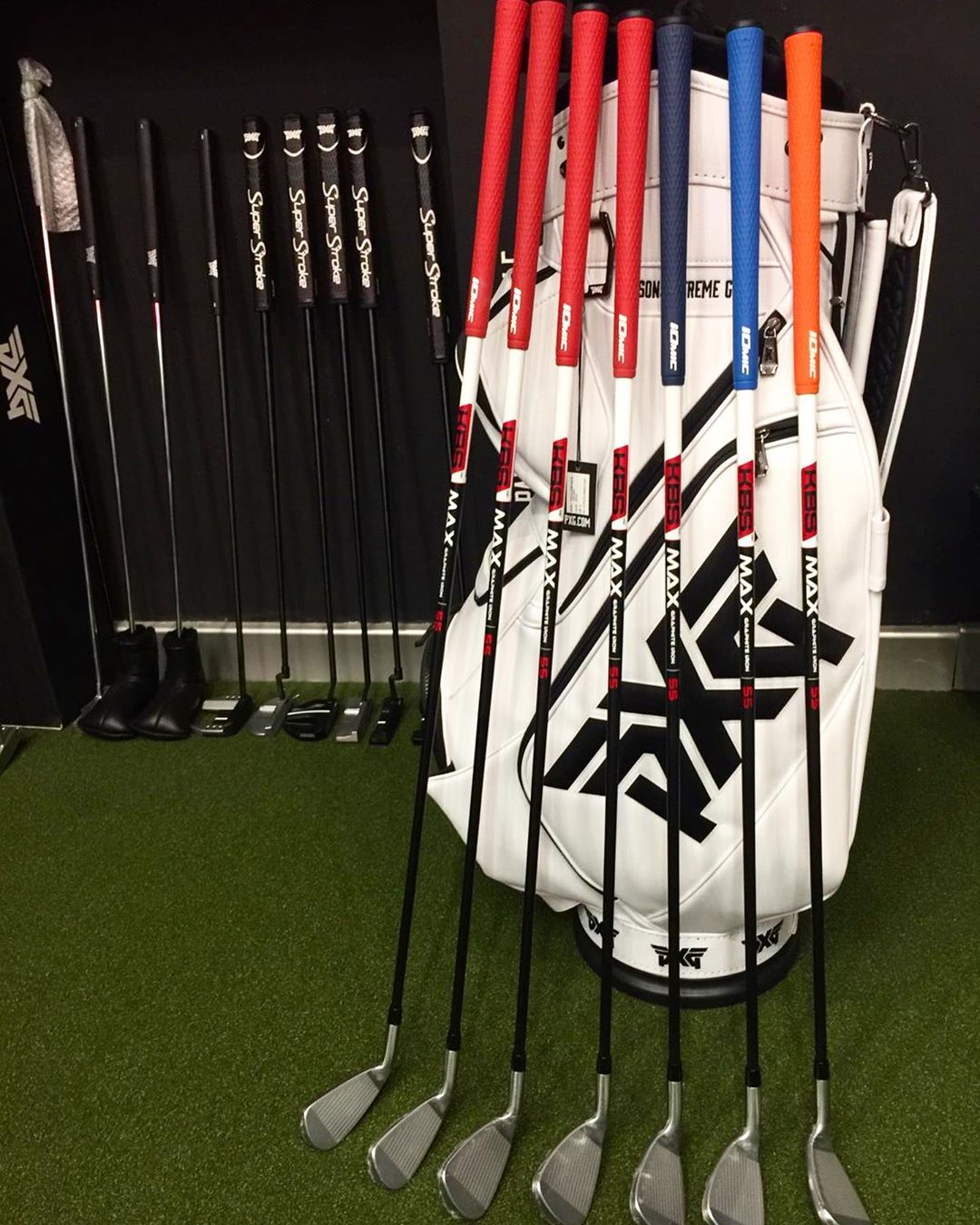 PXG fitted by @clubfitting