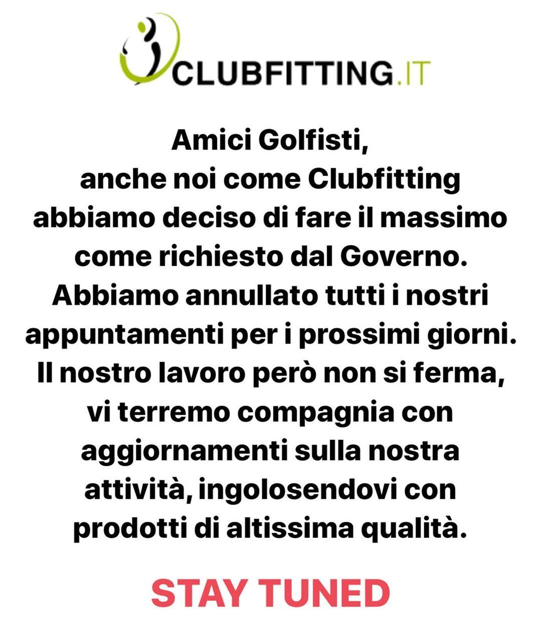 clubfitting